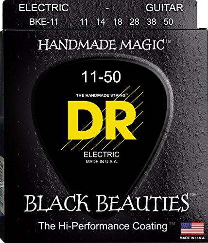 DR EXTRA LIFE BLACK BEAUTIES · CUERDAS GUITARRA ELECTR