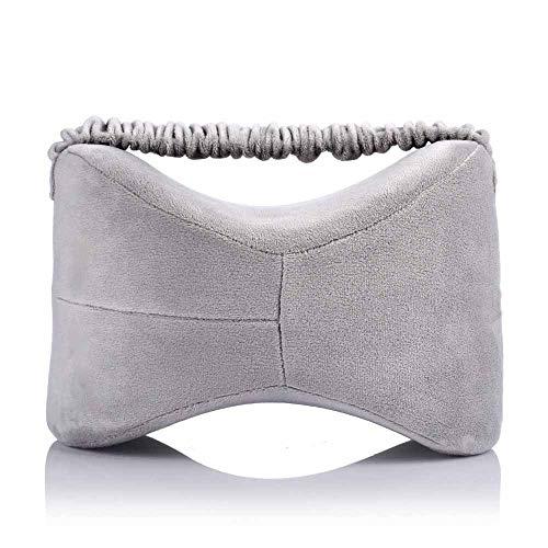 NSHUN Memory Foam Leg Pillow Elastic Band Ischias Relief, Rückenschmerzen, Beinschmerzen, Schwangerschaft Leg Pillow Elastic Band -