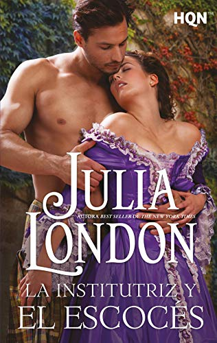 La institutriz y el escocés – Julia London