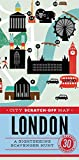 City Scratch-Off Map: London (City Scratch-off Maps)