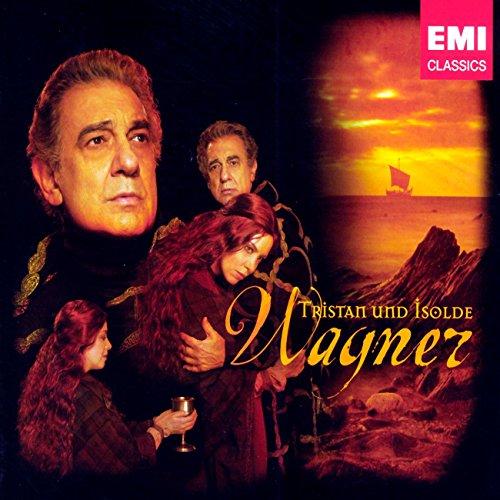 Wagner - Tristan und Isolde / Domingo · Stemme · Fujimura · Bär · Pape · Bostridge · Holt · Rose · Villazón · ROH Covent Garden · Pappano