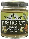 Meridian Crunchy Cashew Butter Nuts, 170 g
