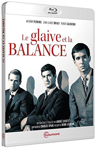 Bild von Le glaive et la balance [Blu-ray] [FR Import]