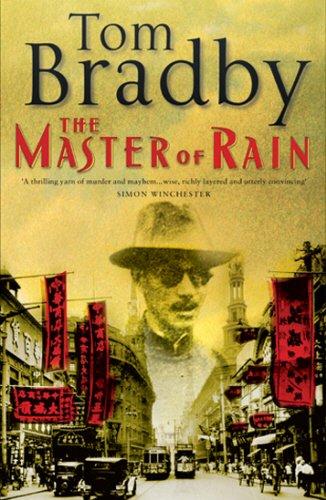 The Master Of Rain Tal Bone China