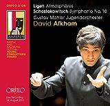 Atmospheres/Symphony No. 10 by Ligeti, Schostakovich (2011-10-11)