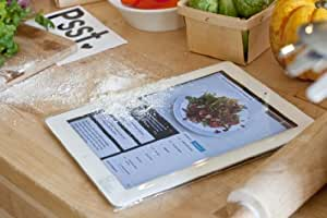 Chef Sleeve Disposable iPad Sleeves - 25 pack