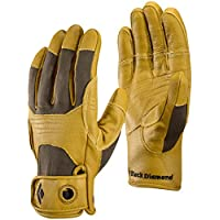 Black Diamond Transition Gloves, Unisex, Natural, XS