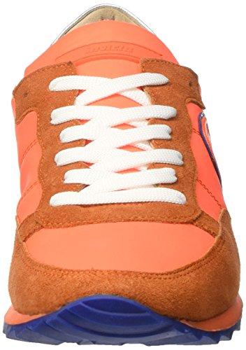 Invicta 4461102, Sneakers basses mixte adulte Arancione (Arancio Fluo)