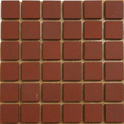 12mm-non-patinato-porcellana-tessere-di-mosaico-rouge