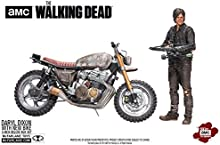 Figura de Acción The Walking Dead - Daryl Dixon With New Bike
