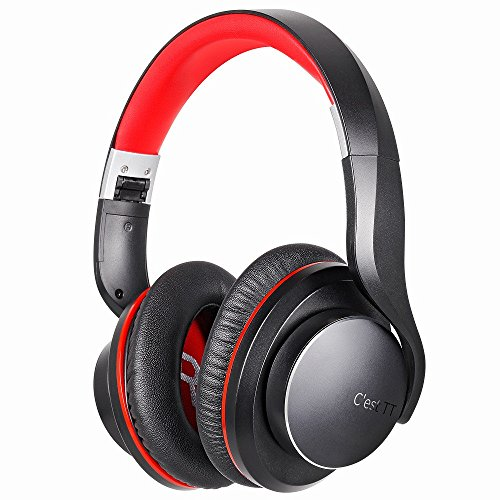 LRWEY Bluetooth Headset, Bluetooth Funkkopfhörer Mode Stereo Musik verbindet Kopfhörer, für iPhone, iPad, Samsung, Huawei,Tablet usw