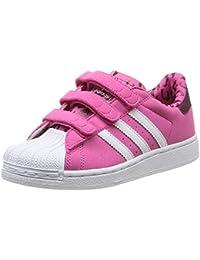 buy online fbb53 67fc8 adidas Superstar 2 CF C, Scarpe Per Bambini, Unisex - Bambino