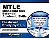 Mtle Minnesota Nes Essential Academic Skills Flashcard Study System: Mtle Test Practice Questions and Exam Review for the Minnesota Teacher Licensure Examinations