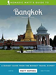 Nomadic Matt's Guide to Bangkok (2016 Edition) (English Edition)