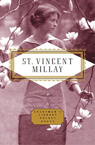 Poems: Edna St Vincent Millay