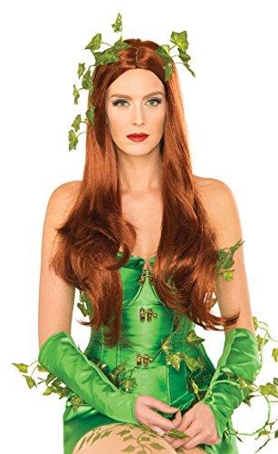 Women's Deluxe Poison Ivy Wig Standard