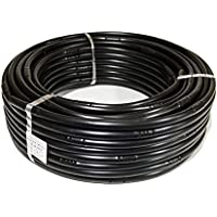 Caudal GOT T30N  - Tubería de goteo 16 mm, goteros turbulentos a 33 cm, bobina de 100 metros, color negro