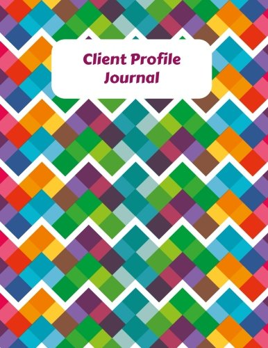 Client Profile Journal: Customer Appointment Management System Log Book, Client Information Keeper, Record Keeping & Organization, For Businesses, ... Paperback (Business Stationary, Band 1) - Log-system