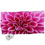 My Custom Style Handtuch aus Mikrofaser Natur-Dahlia 160x80cm