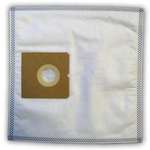 40 Staubsaugerbeutel 5-lagen Vlies geeignet für Far Alternative B - ANNY, LECO, VC50, YAN, Trino: CH818, Ferm HVC 610