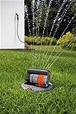 Format 4078500822206-Sprinklersystem Set mit Viereckregner OS140