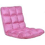 Plegable sofá perezoso creativo cama individual Sillón reclinable flotante ventana Silla Silla Lazy (cuatro colores) ( Estilo : B )
