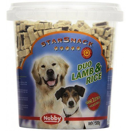 """StarSnack """"Duo Lamb & Rice"""" 500 g"""