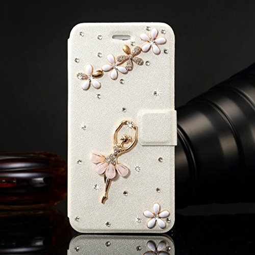 Phone case & Hülle Für iPhone 6 / 6s, Diamond verkrustete Bling Crown Pattern Horizontale Flip Leder Tasche mit magnetischen Buckle & Card Slots ( SKU : IP6G1005E ) IP6G1005C