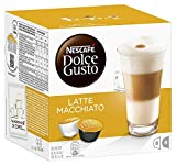 LATTE Nescafe Dolce Gusto Pods Capsules milk and coffee pods (choose from 16, 48, 80 or 96 pods) (x48 pods)