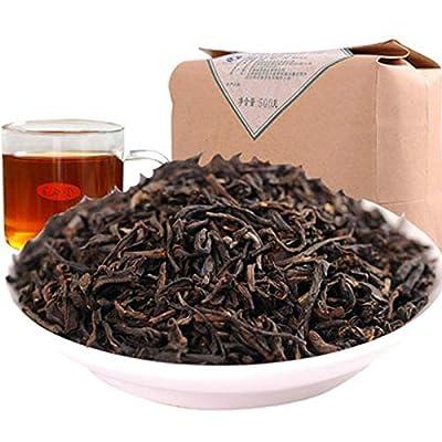 Top 400g (0.88LB) thé Yunnan Fengqing Dianhong trois thé noir au jasmin fumé thé rouge thé chinois thé mûr shu cha nourriture saine nourriture verte vieux arbres cuits thé