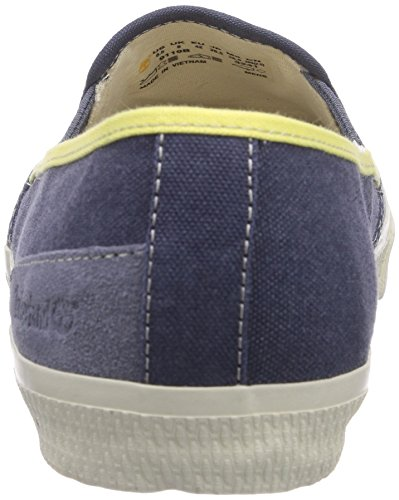 Timberland EK Hookset Camp FTM_Canvas Slip On, Herren Sneakers Grau (Grey)