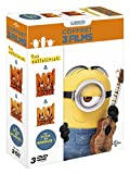 les minions dvd blu ray. Black Bedroom Furniture Sets. Home Design Ideas