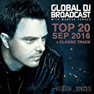 Global DJ Broadcast - Top 20 September 2016