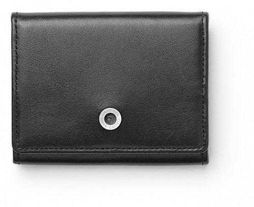 Preisvergleich Produktbild Graf von Faber-Castell - Münzbörse schwarz glatt