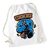 Cookies Gymsack White Certified Freak