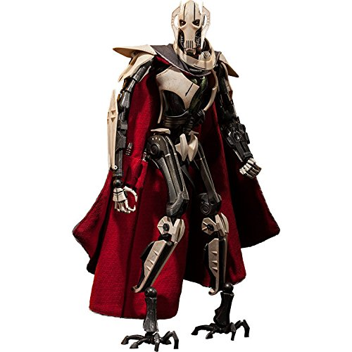 Sideshow Collectibles Maßstab 1: 6 General Grievous Figur (Grievous General Figur)