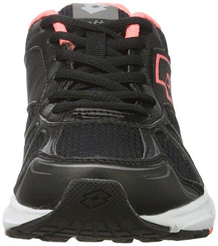 Lote Speedride 600w, Zapatillas Mujer Negro (blk / Ros Neo)