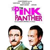 The Pink Panther [DVD] by Peter Sellers
