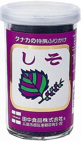TANAKA - Assaisonnement riz chaud bin furikake shiso TANAKA 100g