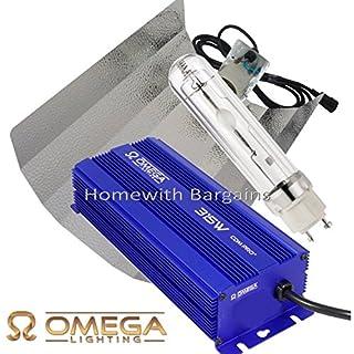 315w CDM Dimmable Digital Omega Ballast Daylight Full Spectrum Grow Light Kit