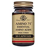 Best Amino Acids Supplements - Solgar Amino 75 Essential Acid Vegetable Capsules Review