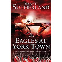 The Eagles at York Town (The Decipherer's Chronicles Book 3)