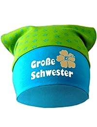 Kleiner Fratz Baby Kinder Kopftuch Mütze Jungen Mädchen Babymütze Hat Grosse Schwester / FAT