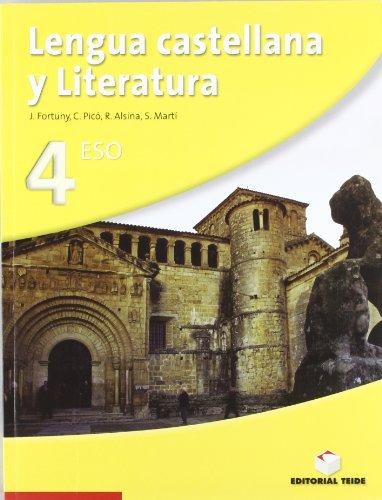 Lengua castellana y literatura 4, ESO - 9788430786534