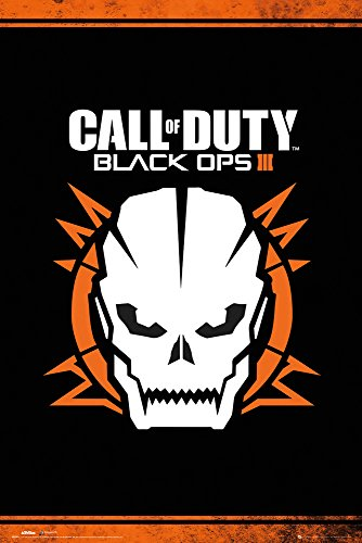 Call of Duty GB Eye LTD, Black Ops 3, Calavera, Maxi Poster, 61 x...