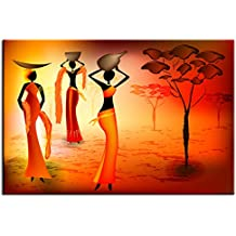 tableau africain image