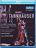 Tannhauser [Blu-ray] [(+booklet)] [(+booklet)] [Import italien]