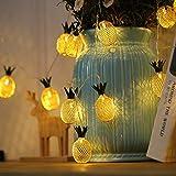 Lanterne per Vestire da Camera da Letto con Luci A Forma di Fata di Ananas Creando Un Incantevole Interno Romantico con Atmosfera Natalizia 196.85In