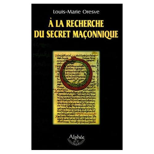A la recherche du secret maçonnique