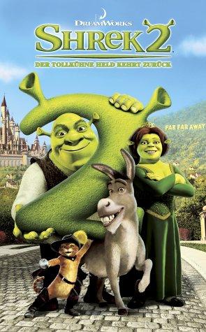 Bild von Shrek 2 – Der tollkühne Held kehrt zurück [VHS]